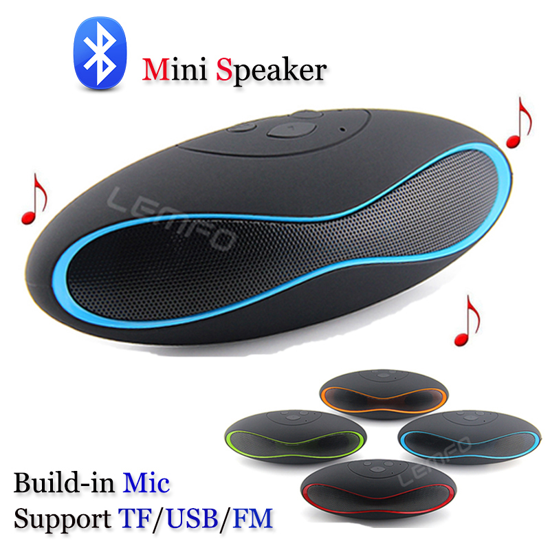 Mini X6 Bluetooth Speaker Wireless Stereo Portable Handsfree Subwoofer Mp3 Player Loudspeaker For Mobile Phone PC Laptop Tablet(China (Mainland))