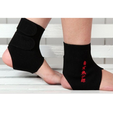 Ankle Brace Support Spontaneous Heating Protection Magnetic Therapy Belt Ankle Health massager ankle guard/pad