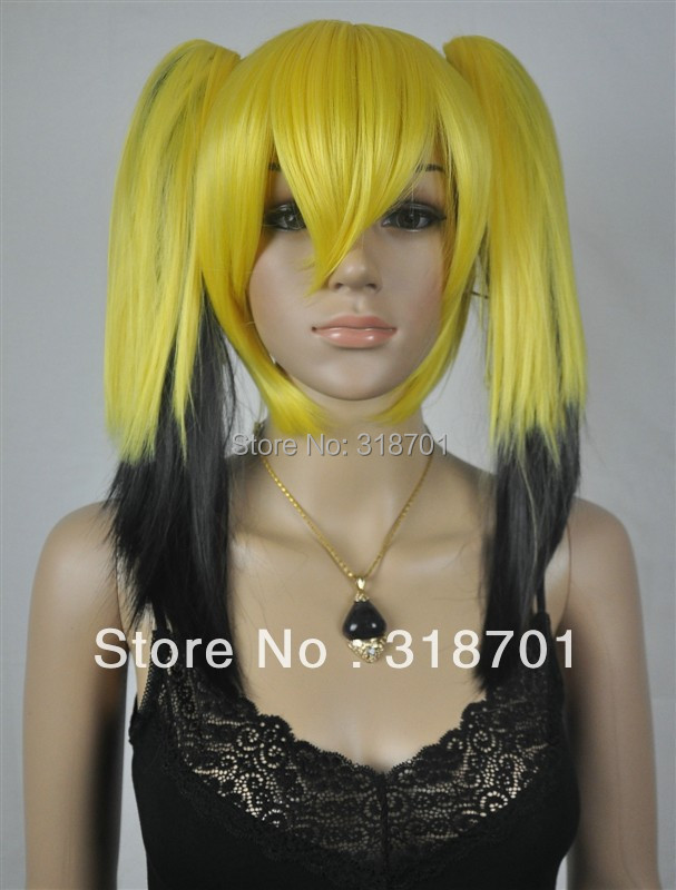 Vocaloid Hatsune Miku Cosplay Wig  Free Shipping<br><br>Aliexpress