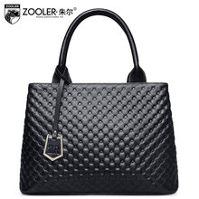 new trend ZOOLER 2016 Summer and Autumn genuine leather women's handbag /Cowhide one shoulder messenger bag for women