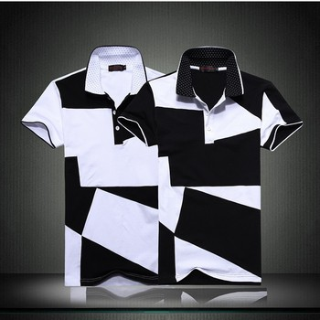 Summer 2015 New Summer Polo shirt Men Breathable Casual Mens Solid Polo Shirt Brands Cotton Slim Fit Polos Hombre S-3XL