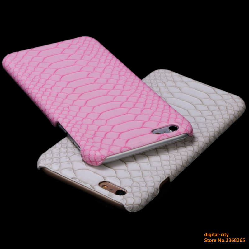 """For Iphone 6/6s 4.7"""" Iphone 6/6s Plus 5.5"""" Sexy Cool Snake Skin Flip PU Leather Case Protect Mobile Phone Cover Shell(China (Mainland))"""