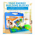 120 Different Projects snap circuit Electronic Building Blocks Sets Enlighten Bricks Physics Learning Educational Toys Game
