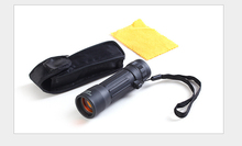 Original 10x25 Flexible focus High Power Monocular Telescope Scope Mini Eyepiece for Camping Free Shipping