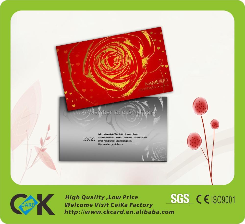Cumstom design lenticular business card in Business Cards