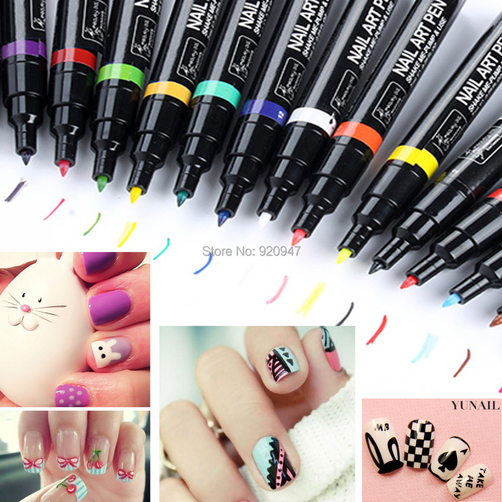 Nail Art Pens By Npw Nailarts Ideas