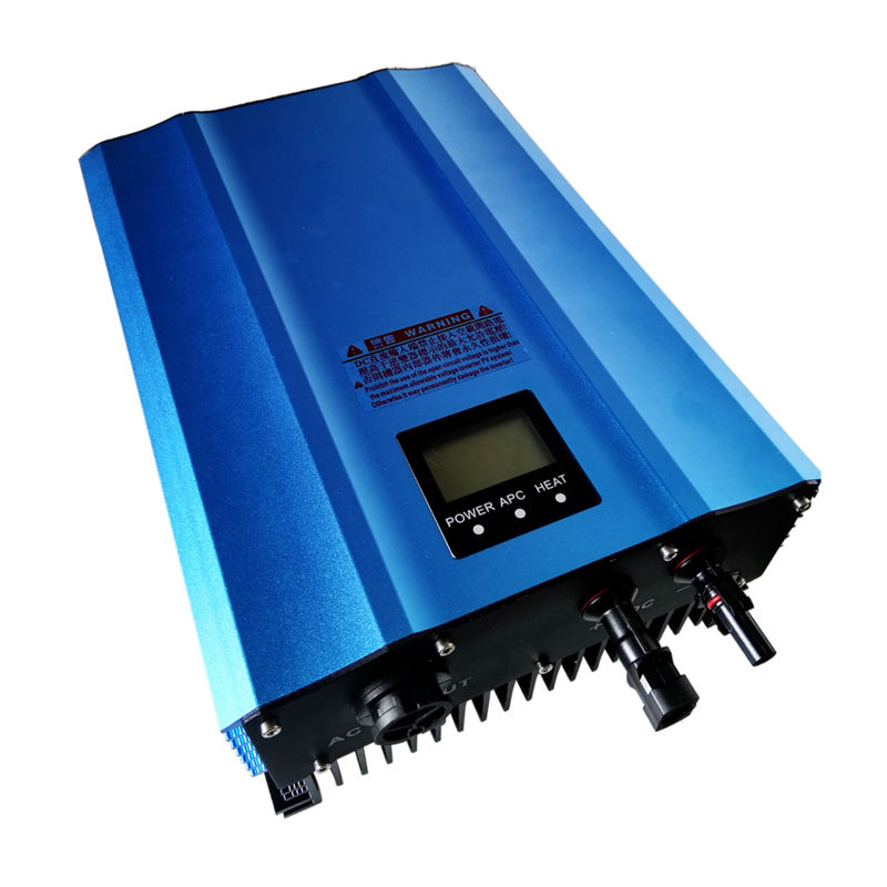 High Efficiency,High Quality Micro On Grid Inverter 170-220VDC,1200W, 220VAC, 50Hz/60Hz ,20 Years Service Life For Solar System(China (Mainland))