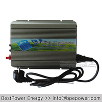 2PCS X 500W Pure Sine Wave Inverters, On Grid Inversor DC22-50V Grid Tie Inverter Suitable for 500-600W 24V 36V Solar Panels