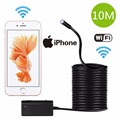 WIFI Endoscope for Apple IOS and Android Phones 2 0 Megapixel CMOS HD Borescope Waterproof Video