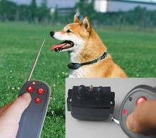 2015 4 IN 1 Electric Shock Collar-CE Dog Remote Pet Training Vibra training collar dogs A391(China (Mainland))