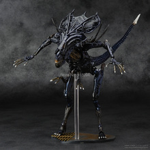 SCI-FIRECOLTECK Aliens Series No.018 Alien Queen Action Figure Collectible Model Toy MVFG260(China (Mainland))