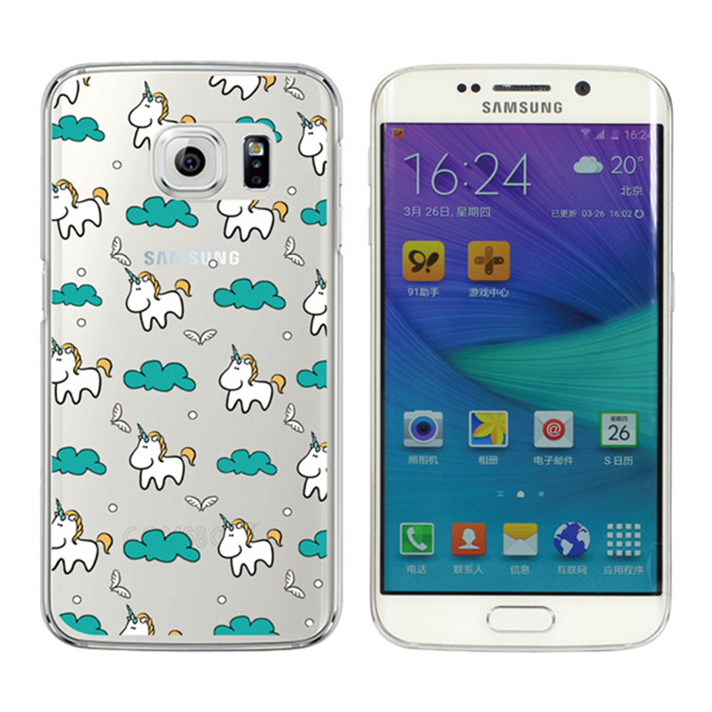 samsung s6 case unicorn