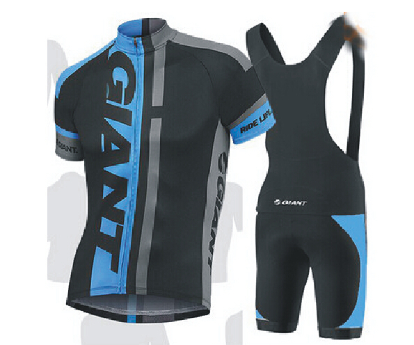 New 2015 Giant Cycling Jersey /Summer Breathable MTB Bike Clothing/Quick-Dry Bicycle Wear With Ciclismo XS-4XL(China (Mainland))