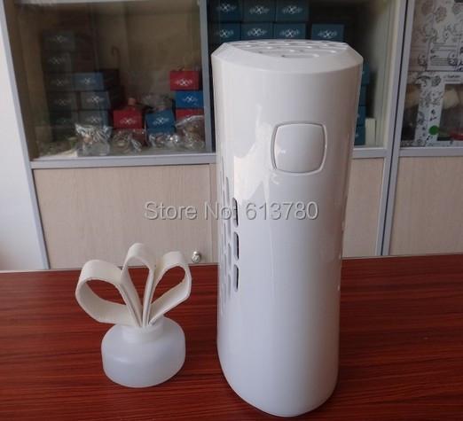 Home Hotel Toilet Automatic Fan style Perfume Dispenser Wholesale factory aerosol dispenser liquid perfume refills air cleaner(China (Mainland))