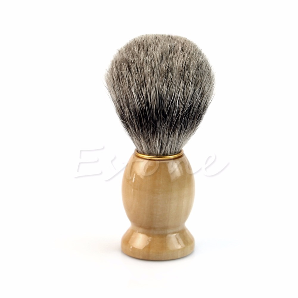 New Wood Handle Badger Hair Shaving Brush For Best Men
