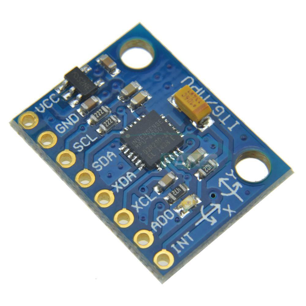 MPU6050 3 Axis Gyroscope Accelerometer Sensor Module