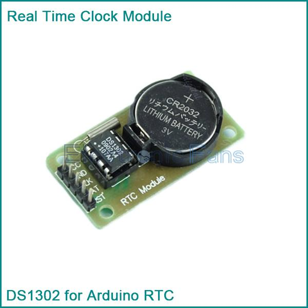 DS1302 RTC Real Time Clock Module - IoT DevShop