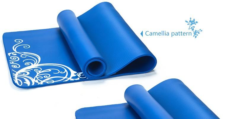 Tapete de Yoga e Fitness