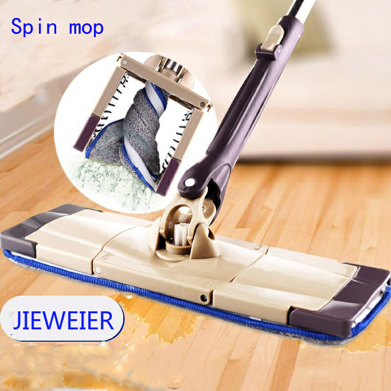Rotating Mop 360 Spin Mop Spray Mop Floor Cleaning Mop Easy Mop Bucket Dust Mop Magic & Easy & Microfiber Mop Electric Broom(China (Mainland))