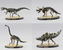 Assemble Dinosaur Bones Triceratops Skeleton Fossil mammoth Mammuthus Assembled Skeleton Tyrannosaurus Rex Skeleton(China (Mainland))