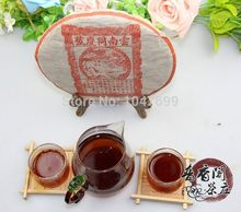 Free shipping pu er tea 357g Chinese old tea sale promotion Ripe tea puerh  Slimming beauty organic health puer tea