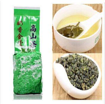 250g Taiwan High Mountains Jin Xuan Milk Oolong Tea health care milk tea green food with milk flavor, organic slimming Tea(China (Mainland))