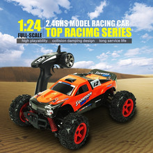 1:24 Remote Control RC Car Model RTR Truck 4WD 2.4G Professional 1/24 Speedcross Crawler Dirt Bike RC Drift(China (Mainland))