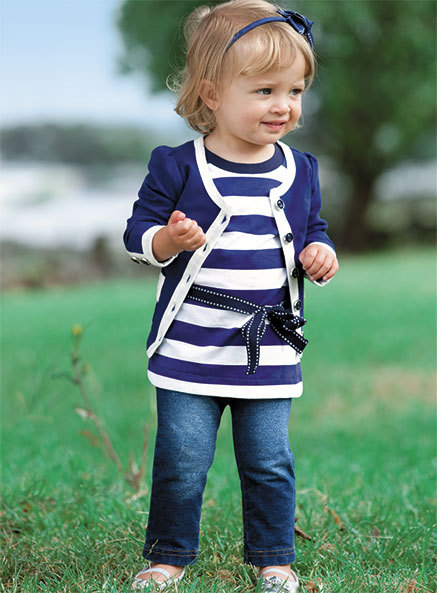 2015 Girls  Sale  New Arrival   Girl cotton Costume Fashion  Children  3 pcs sets coat+t-shirt +pant  clothes ready in stock<br><br>Aliexpress