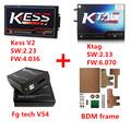 New Kess V2 4 036 V2 23 OBD2 Manager K TAG 2 13 FW6 070 Ktag