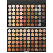 New 120 Full Colors Eyeshadow Cosmetics Mineral Make Up Professional Makeup Eye Shadow Palette Kit(China (Mainland))