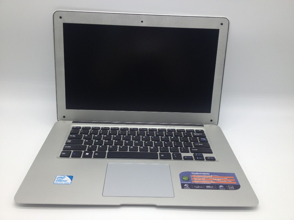 Free postage 14 inch laptop windows 7 8 j1900 4g for 14 inch window