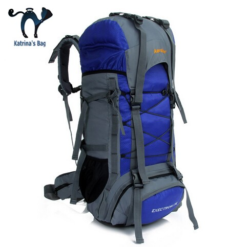 60L large men women backpack for travel climbing backpack outdoor backpack camping bag mountaineering bag mountain bag hiking