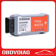 2015 100% Original Allscanner VXDIAG for FORD VCM IDS Support function for vcm ids mazda ids with new version V95 free shipping (China (Mainland))