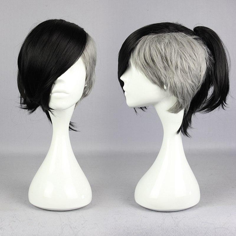 White Wig Mens 38