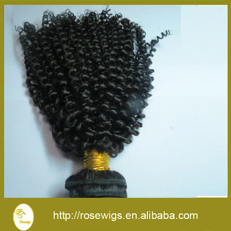 Malaysian Kinky Curly Hair  No Shedding No Tangling Afro Kinky Curly Hair Unprocessed Kinky Curly Hair, 100% Virgin Human Hair<br><br>Aliexpress