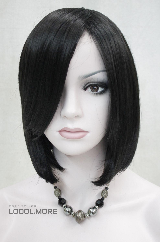 RH2678 fast shipping Brown / black Short Straight Women ladies Daily full wig<br><br>Aliexpress