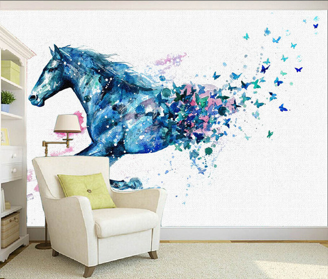 gallery for gt horse wallpaper for walls