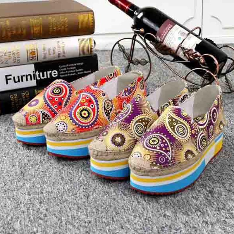 Shoes Woman 2015 Autumn Sale Women Shoes Flat Flatform Genuine Leather Womens Shoes Loafers Lace-up Ladies Shoes<br><br>Aliexpress
