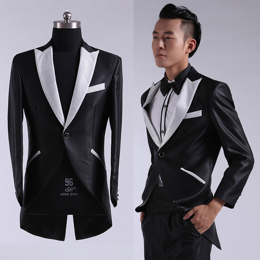 Korean Male Fashion Suits