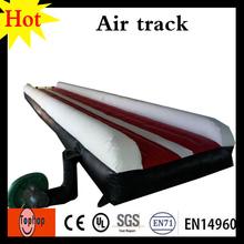 Горячая распродажа! 20ft 26ft 32ft 40ft 46ft красный белый черный надувной пляжный прыжки коврик матрас 0,55 мм ПВХ брезент(China)