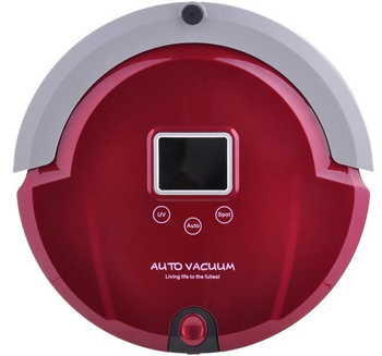 (Free Shipping For Ukraine Buyer)4 In 1 Multifunctional Robot Mop Cleaner,LCD,Touch Button,Schedule Work,Auto Charging