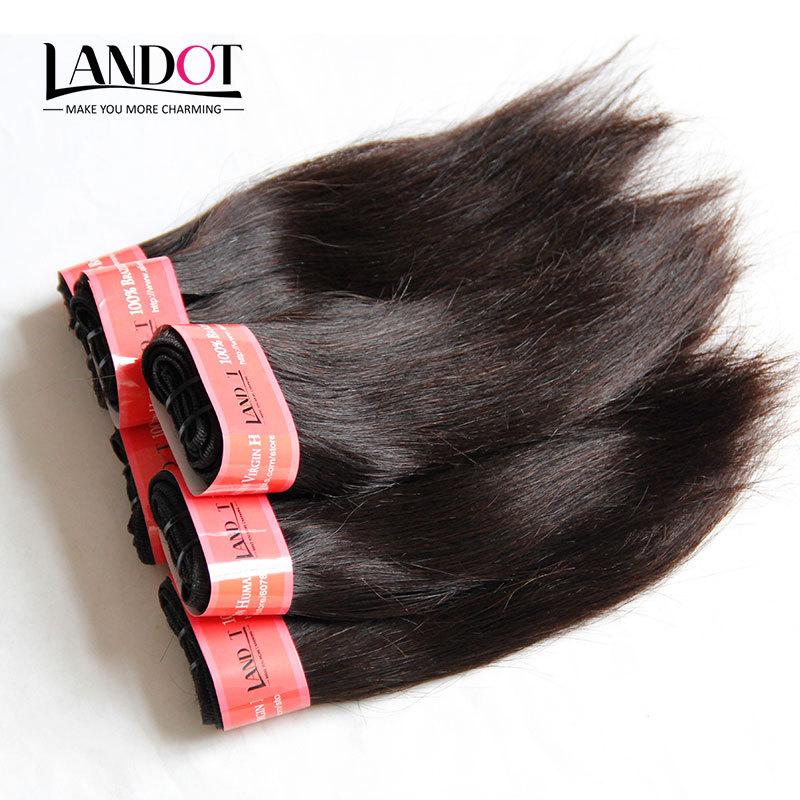 6pcs/Lot 300g 8inch Natural Color Cheap Brazilian Straight Human Hair Extension Short Hair Weave Natural Black 1b# Shipping Free(China (Mainland))