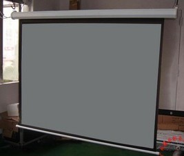 120inch 16 9 Motorized Projector Screen Electric