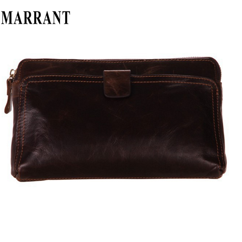 100% Genuine leather business hand bags cowhide Leather men hand bag men Wallets Card package 2015 NEW bags 8037