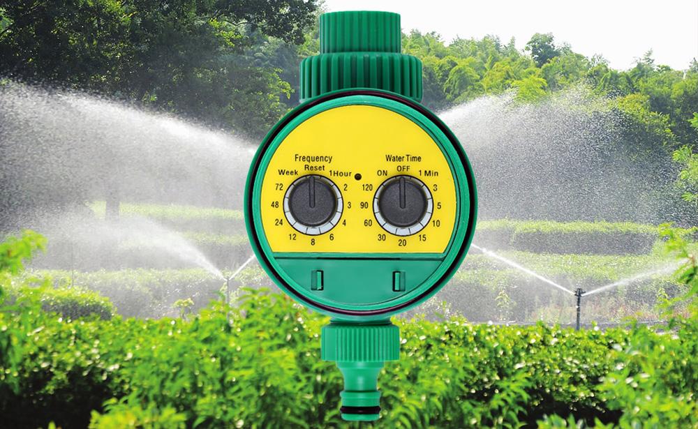 Bewässerung Timer Wasserhahn Regler Garten Sprinkler Einheit Automatische