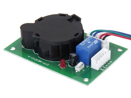 Гаджет  Wiring Smoke Sensor Module Smoke Detector With Relay Output for Home Security Free Shipping None Безопасность и защита