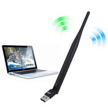 600Mbps Wireless Dual Band USB WiFi Adapter LAN card With External Antenna Gigabit Wi-Fi Network Card