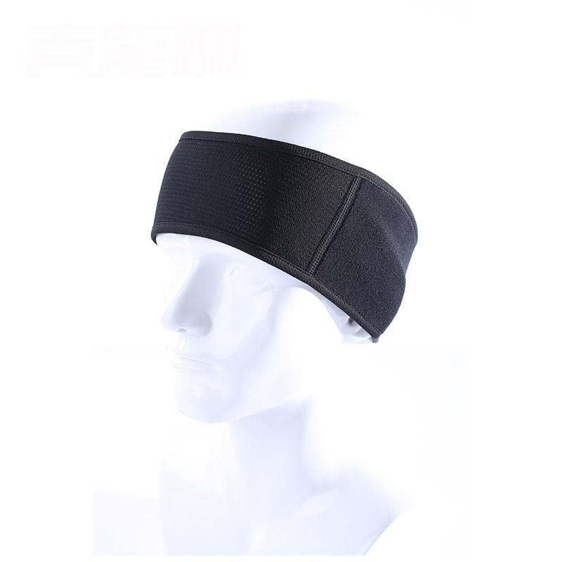 Winter Fleece Headband For Yoga Cycling Motorycling Outdoor Sports Hat Wind-proof And Keep Warm(China (Mainland))