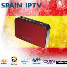 Buy New Arrival IPTV Box AVOV TVonline+Iprotv Quad Core+Spain Portugal Turkish Holland French Italy Arabic SKY IPTV Android TV Box for $149.00 in AliExpress store