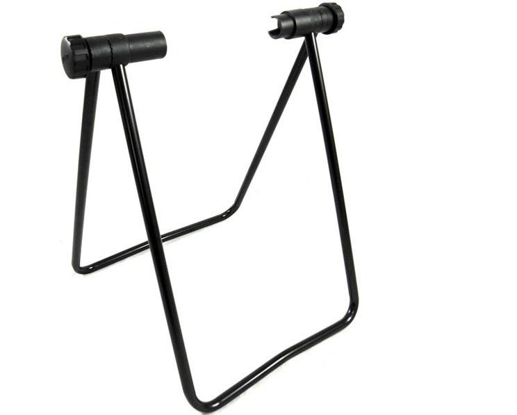 Напольная стойка для велосипеда своими руками